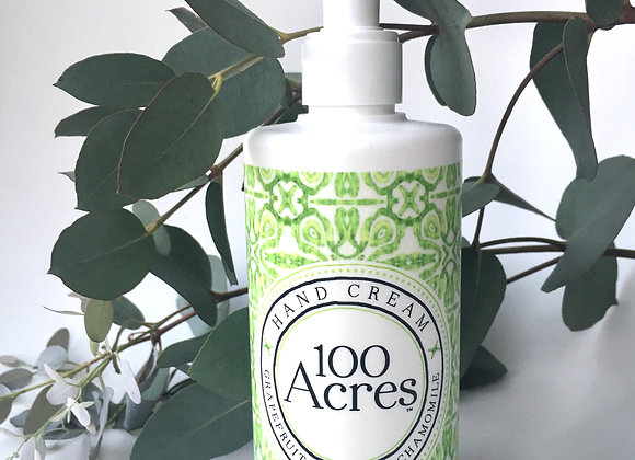 100 ACRES APOTHECARY Hand Cream | 100% natural