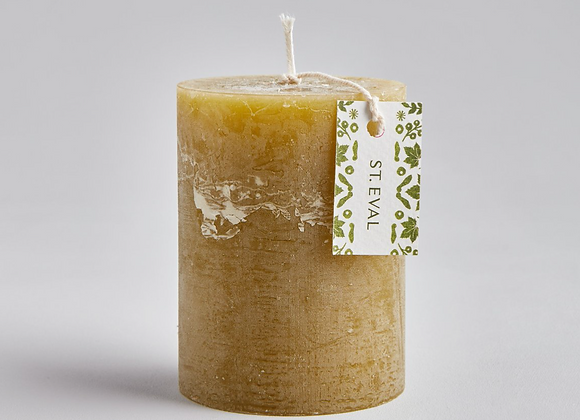ST. EVAL Moss Scented Pillar Candle