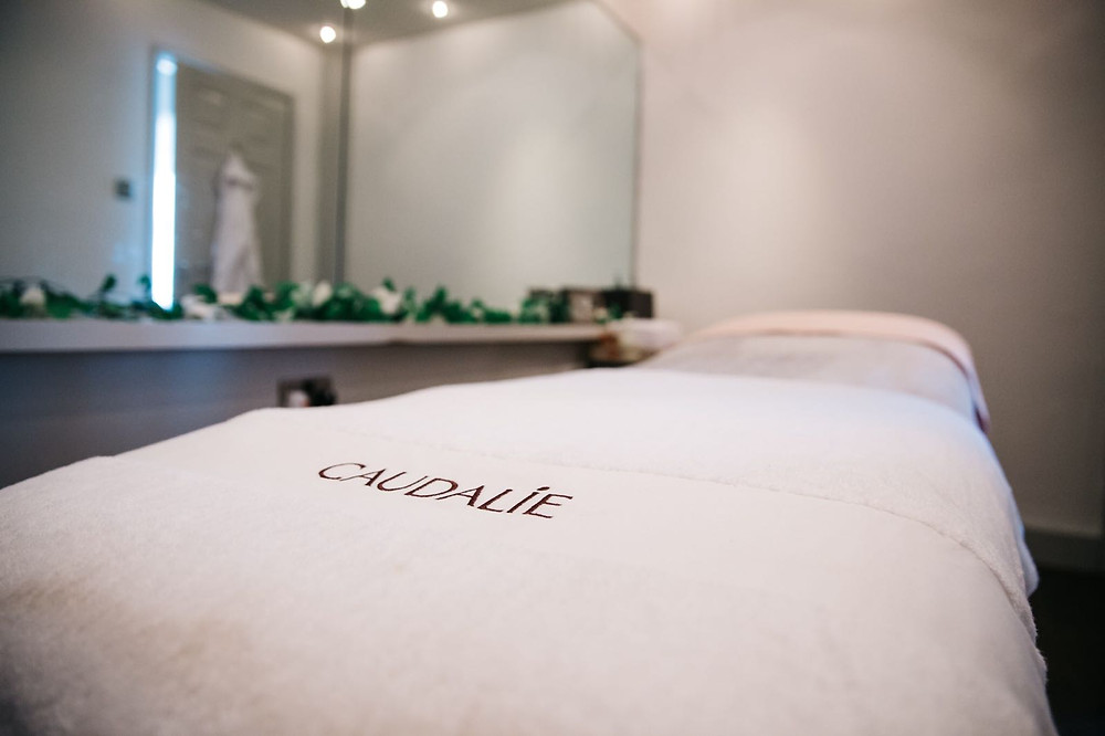Caudalie Treatment Room