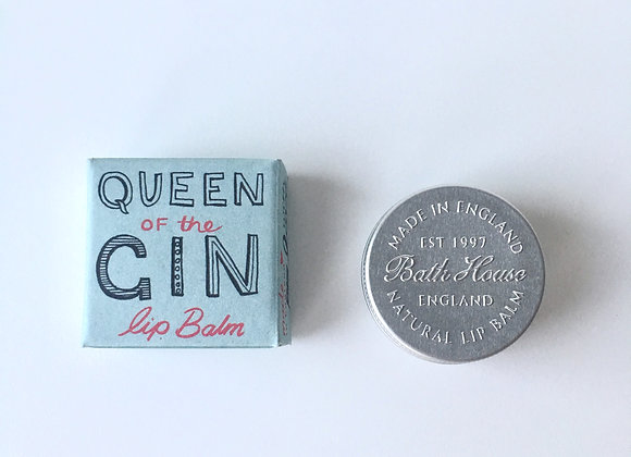 Queen of the Gin Lip Balm
