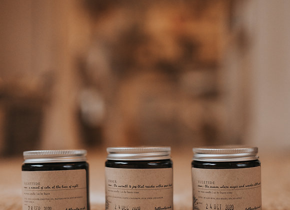 Ember Soy Wax Candle
