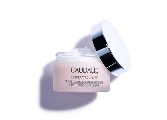 Caudalie Resveratrol Face Lifting Soft Cream with Cashmere