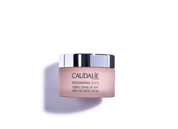 Caudalie Resveratrol {Lift} Night Infusion Cream