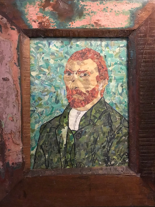 Mr. Vincent Van Gogh