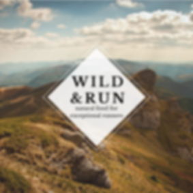 wild&run, wildandrun, nutrition, sport