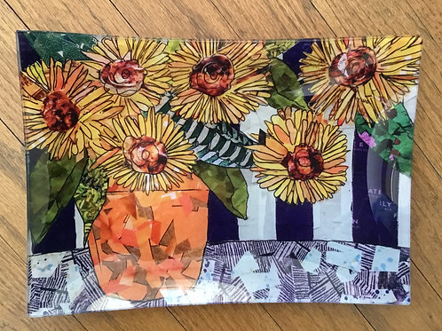 SOLD!   Sunny Sunflowers