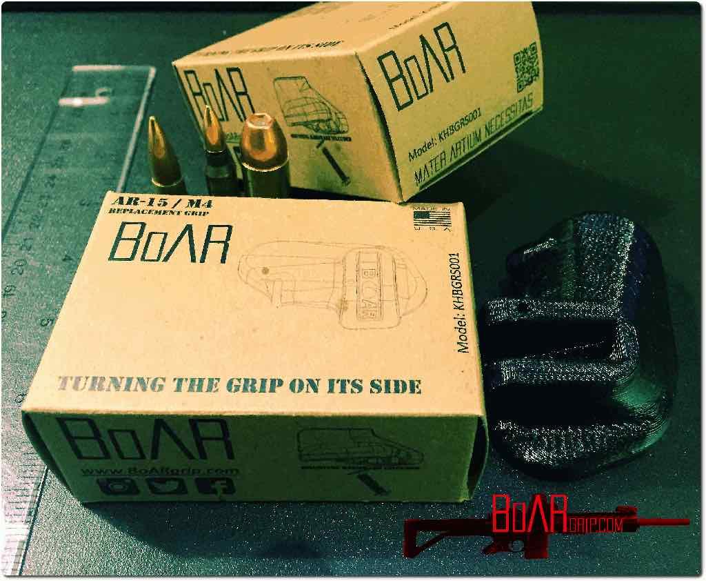 BoAR Retail Boxes