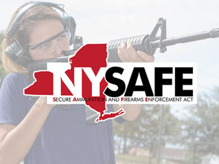 What is the NY SAFE ACT?