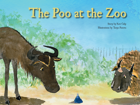 Poo is at the Printer!!!