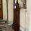 Thumbnail: A mahogany standing Regulator clock .