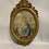 Thumbnail: A French embroidery from the XVIII century in a later gilded frame.