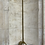 Thumbnail: A bronze floor lamp , France around 1950 .