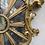 Thumbnail: A wood gilded mirror .