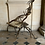 Thumbnail: An antler chair from the second half of the XIX century .