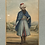 Thumbnail: An Ottoman painting of a man from the XIX century in a later frame .