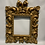 Thumbnail: A re gilded wooden frame .