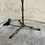 Thumbnail: A bronze floor lamp in bamboo shape .