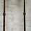 Thumbnail: A pair of bronze gilded  floor lamps around 1950 by  Ramsay .