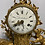 Thumbnail: A French Louis XVI gilded bronze mantel clock .