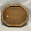 Thumbnail: An octagonal oil painting on slate .