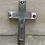 Thumbnail: A Corpus Christi on a silver cross with micro mosaic . Italy XIX century .