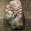 Thumbnail: A very nice green marble sculpted head representing a moor , Italy beginning of