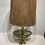 Thumbnail: A sundial lamp in bronze.