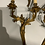 Thumbnail: Four bronze wall lights.