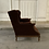 Thumbnail: A very large wing chair Louis XVI style, France around 1900.
