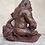 Thumbnail: A terra-cotta sculpture of a gorilla . Artist : Robert Godefroy 1928 -2001 .