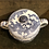 Thumbnail: A good 18th century delft earth wear butter pot in blue and white
