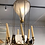 Thumbnail: A French empire lamp in metal and bronze mid XIX century, overall good condition