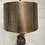 Thumbnail: A lamp in metal by Charles & son , made in France .