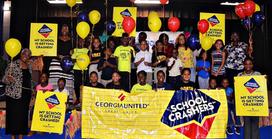 Georgia United Credit Union Names 2018 School Crashers® Winners