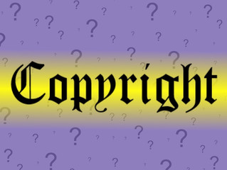 What is a Copyright? How can I get a Copyright? Why do I need a Copyright? How much does a Copyright