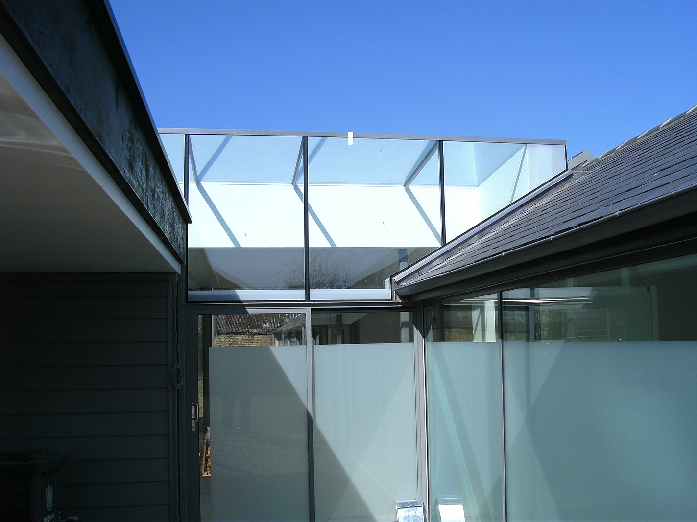 Abbeyglass Ltd Glass And Glazing Glass Roof Systems