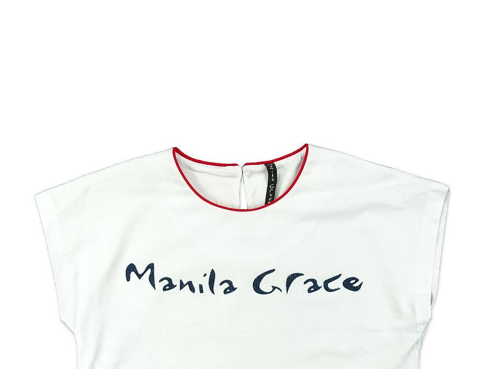 Manila Grace T-SHIRT JUNIOR MG18