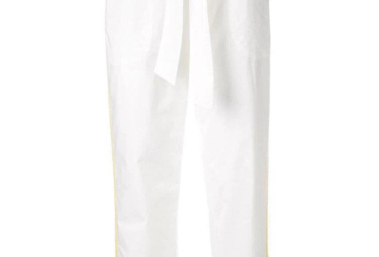 Pinko Pantalone In Popeline 1G142Z