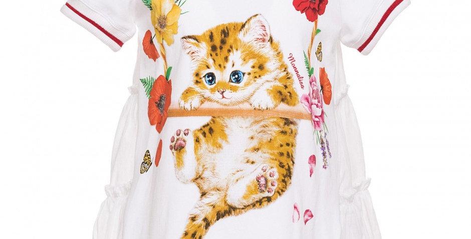 Monnalisa T-Shirt St. Gattino 193615SO