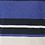 Thumbnail: TWINSET TOP LUREX BLOCK MULTICOLORE Art. 211TT3220