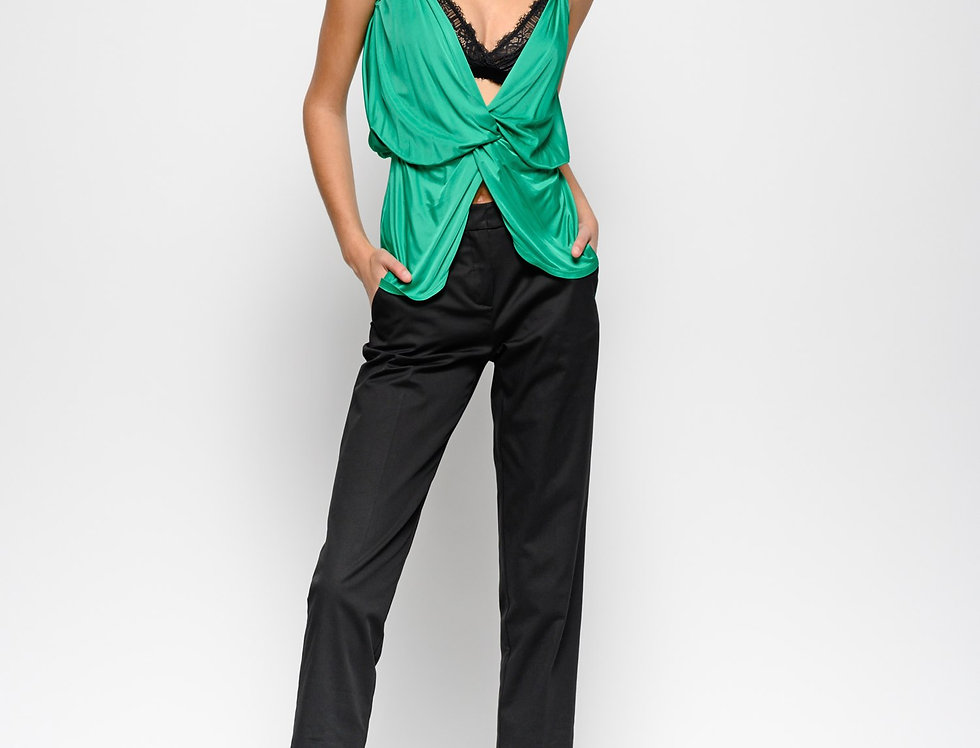 Pinko Top In Jersey Lucido 1B13PS