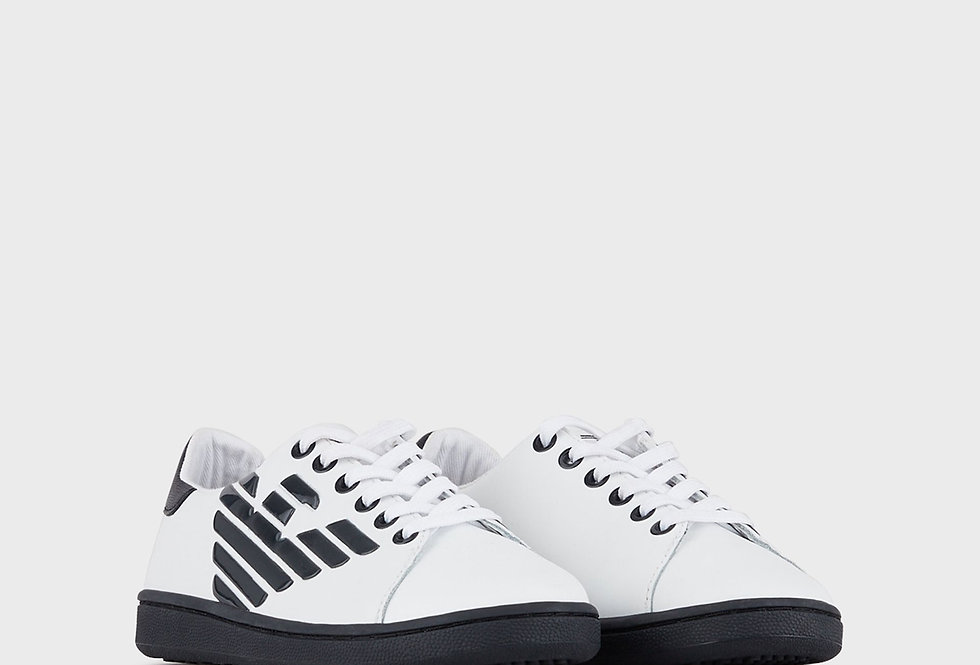 Emporio Armani SNEAKERS CLASSIC SOFTY LEATHER XSX006XCC53