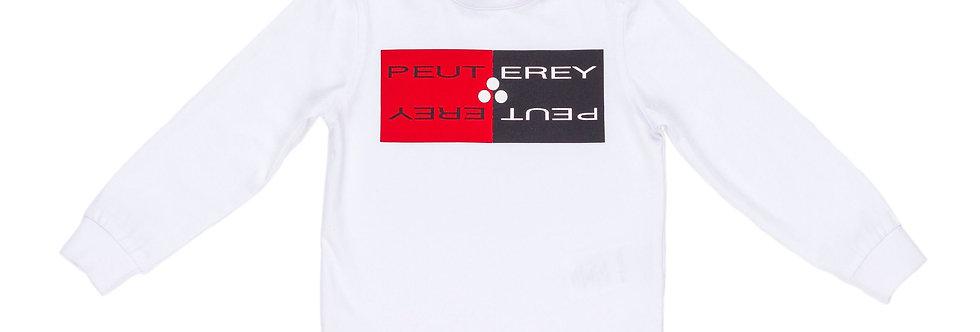 Peuterey T-SHIRT CON STAMPA LOGO PTB1937