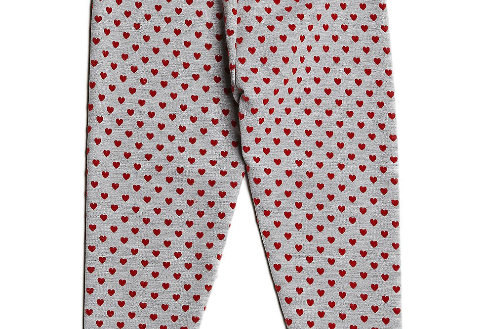 Guess Kids Leggings Motivo Cuori Art. K81B00K6MD0