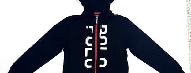 Aspen Polo Club FELPA CON CAPPUCCIO 1031F0501