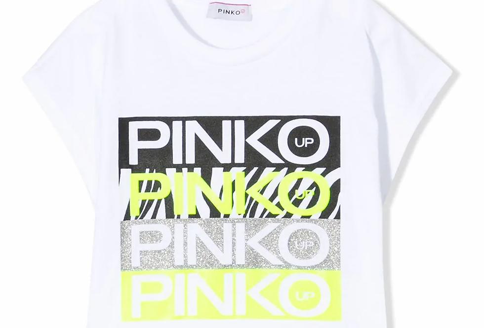 PINKO T-SHIRT CON STAMPA Art. 027281