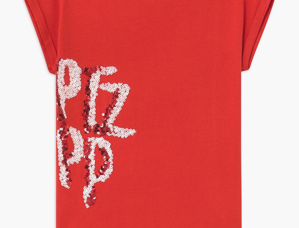 "Patrizia Pepe T-SHIRT ""PTZPP"" TE3112210555"