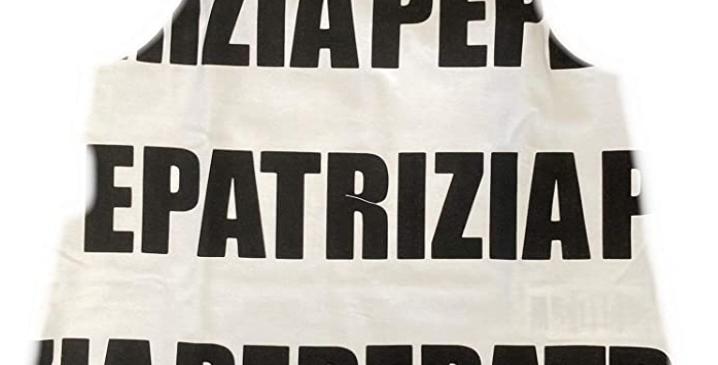 PATRIZIA PEPE CANOTTA CON STAMPA MAXI LOGO Art. TT0312210102
