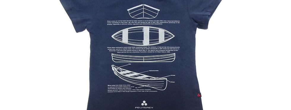 Peuterey T-Shirt Baby PTB1049
