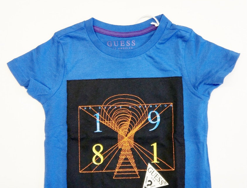 Guess T-Shirt Stampa Frontale Cod. N81l12l3Z00